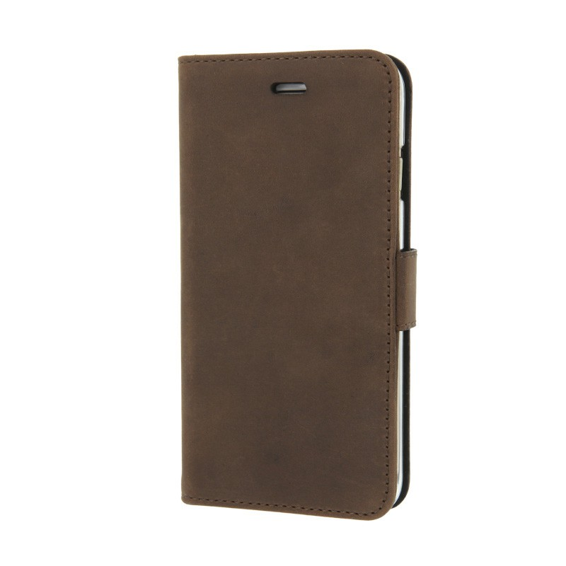 Valenta Booklet Case iPhone 6 Vintage Brown - 2
