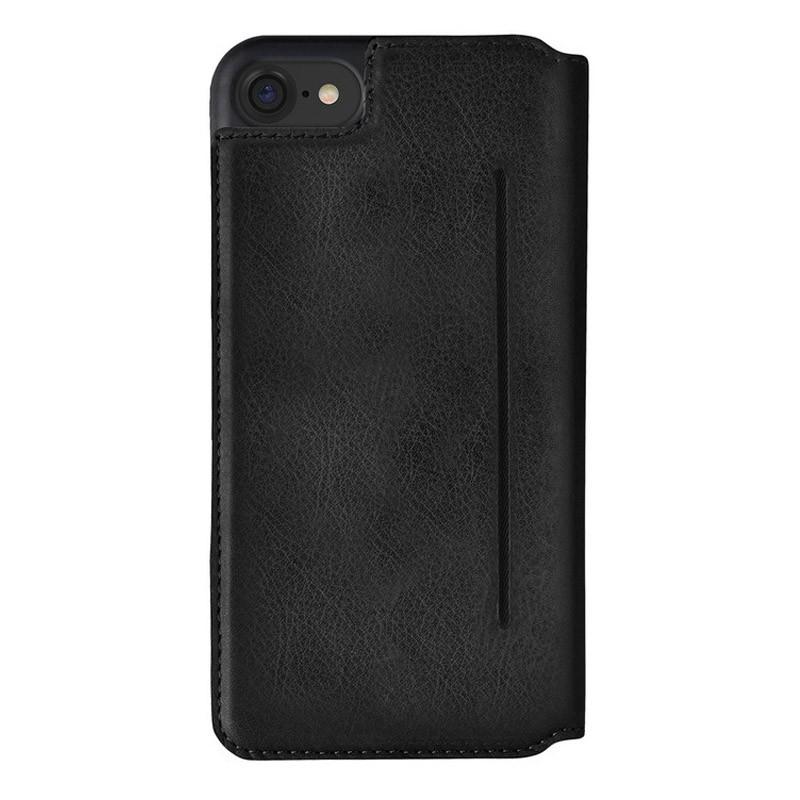 Bugatti Book Cover Parigi iPhone 7 Black - 3