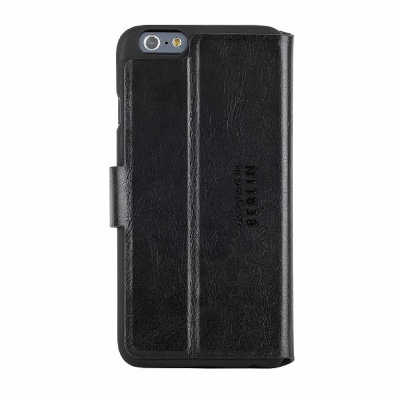 Bugatti BookCase Geneva iPhone 6 Plus Black - 2