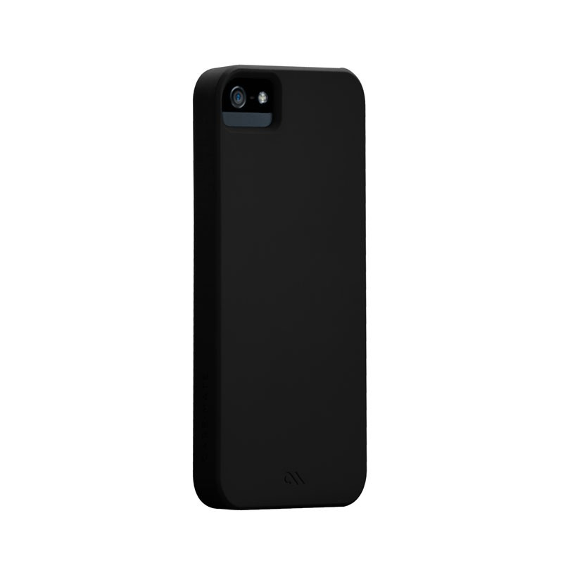 Case-mate - Barely There Case iPhone 5 (Black) 01