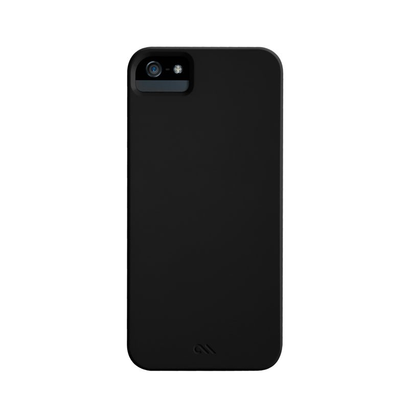 Case-mate - Barely There Case iPhone 5 (Black) 04