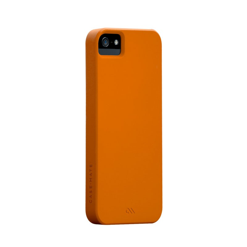 Case-mate - Barely There Case iPhone 5 (Orange) 01