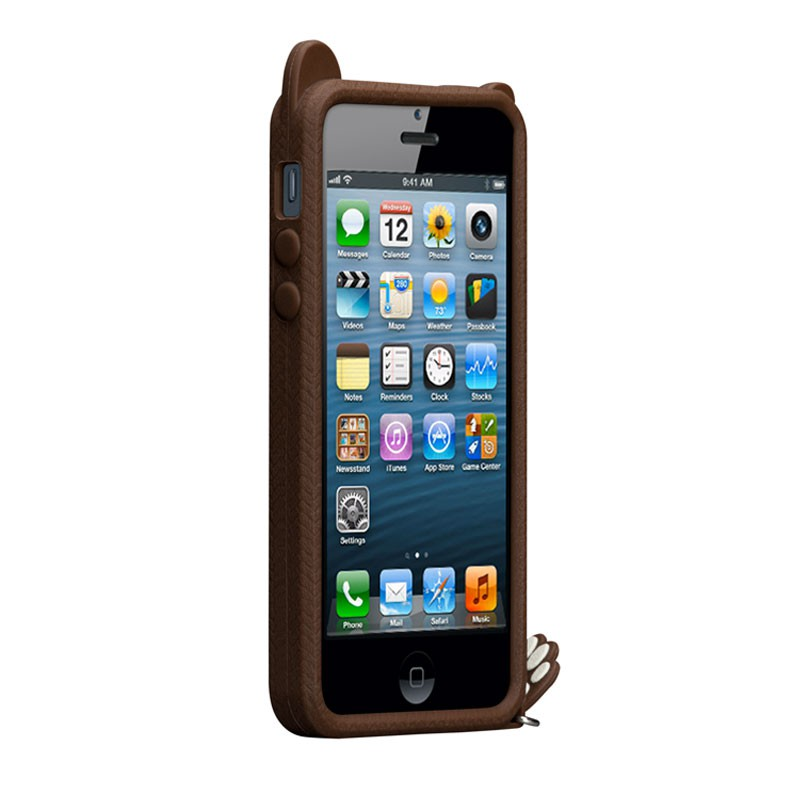 Case-mate - Creatures Case iPhone 5 (Grizzly) 02