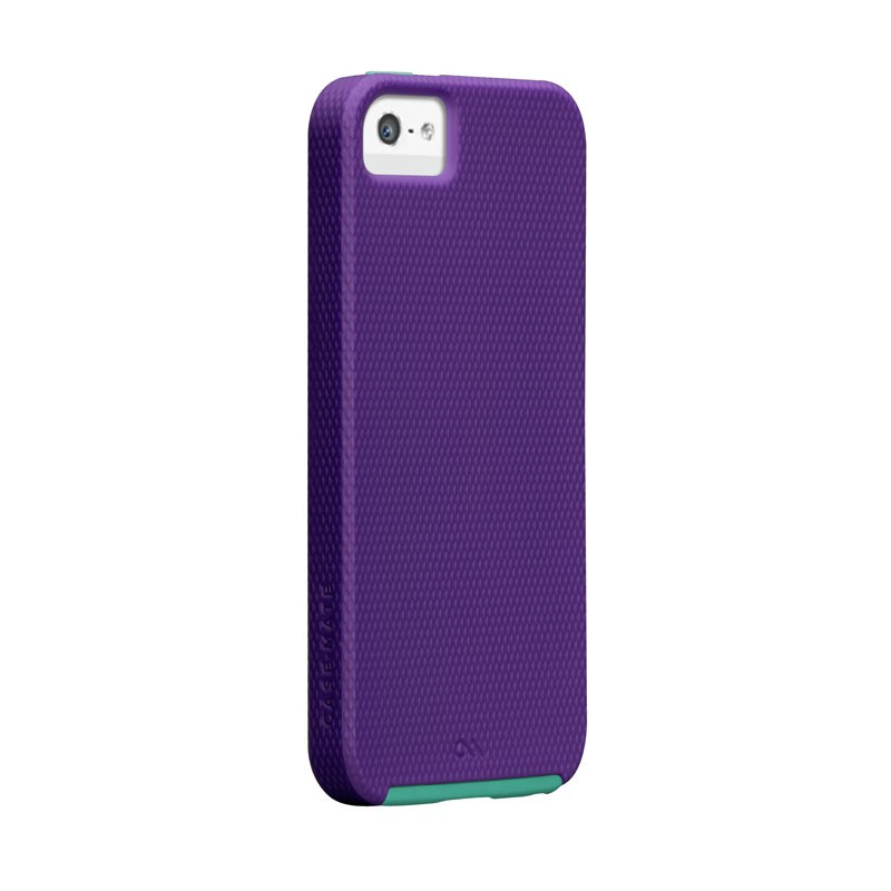 Case-mate - Tough Case iPhone 5 (Purple) 01