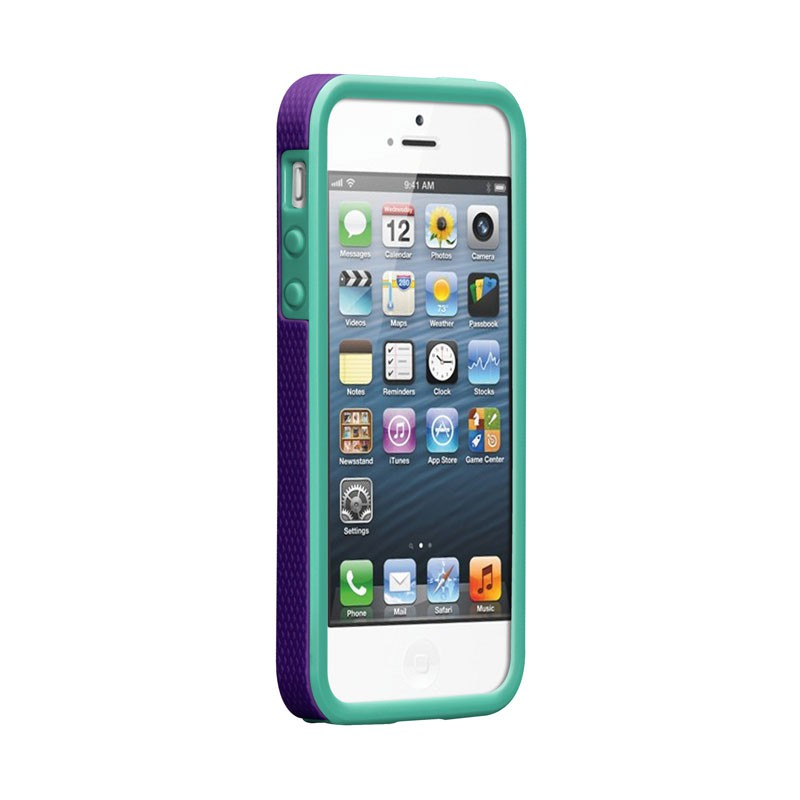 Case-mate - Tough Case iPhone 5 (Purple) 02