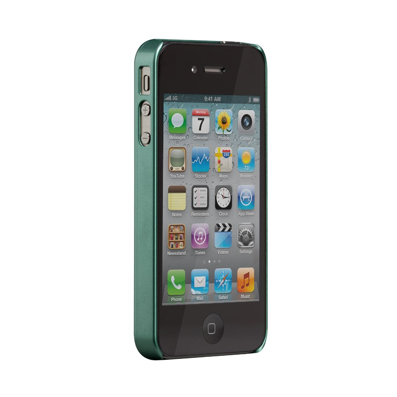 Case-Mate Glam iPhone 4(S) Emerald - 3
