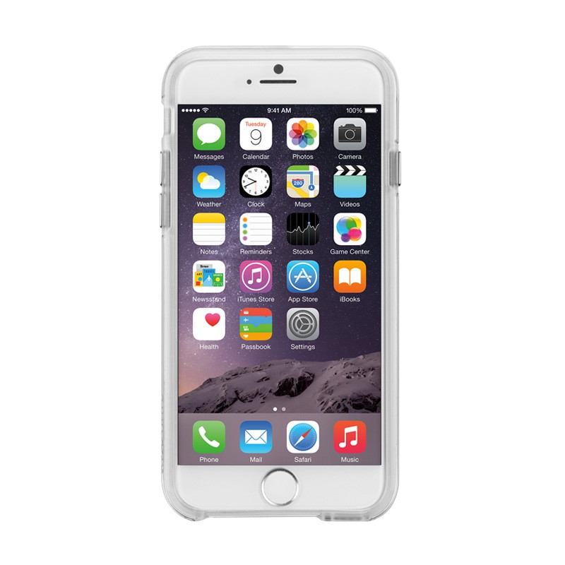 Case-Mate Naked Tough iPhone 6 Clear - 2