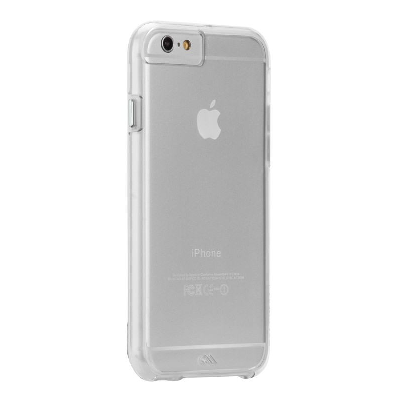 Case-Mate Naked Tough iPhone 6 Clear - 4
