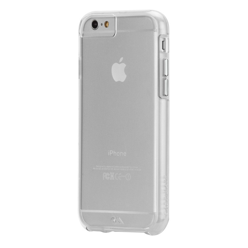 Case-Mate Naked Tough iPhone 6 Clear - 5