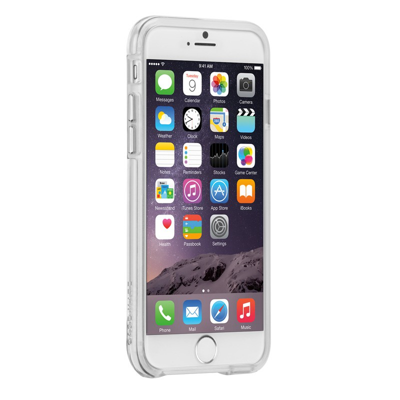 Case-Mate Naked Tough iPhone 6 Clear - 6