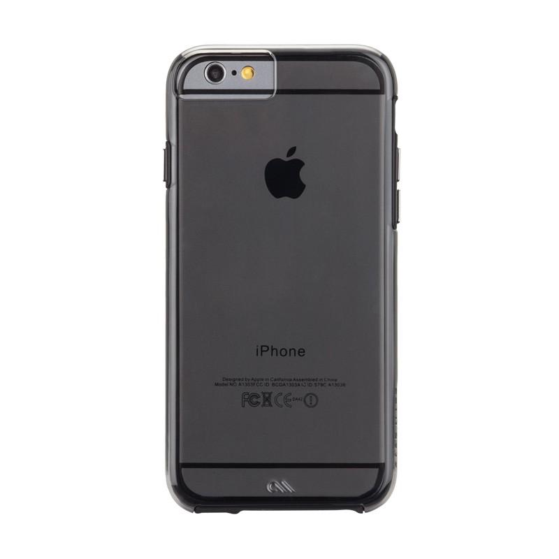Case-Mate Naked Tough iPhone 6 Smoke - 1