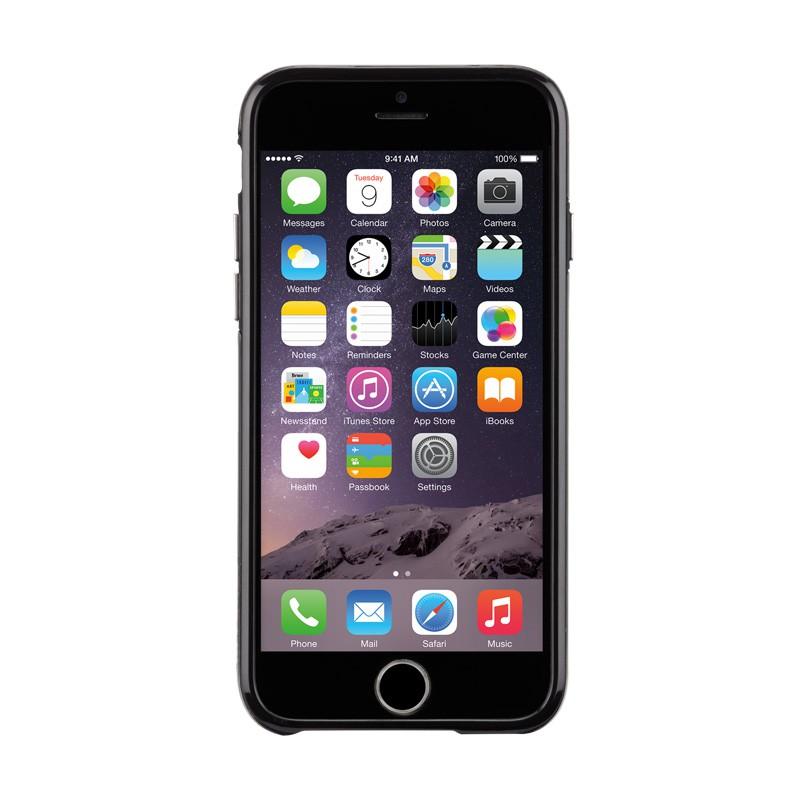 Case-Mate Naked Tough iPhone 6 Smoke - 2