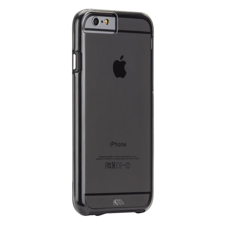 Case-Mate Naked Tough iPhone 6 Smoke - 5
