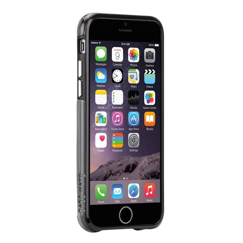 Case-Mate Naked Tough iPhone 6 Smoke - 6