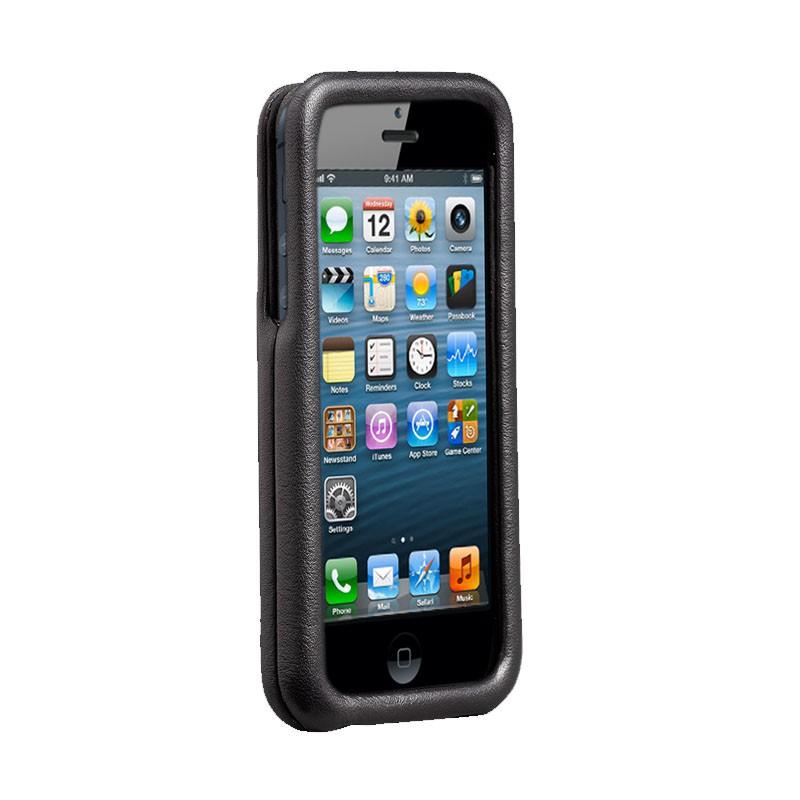 Case-Mate Signature Sleeve iPhone 5 Black - 2