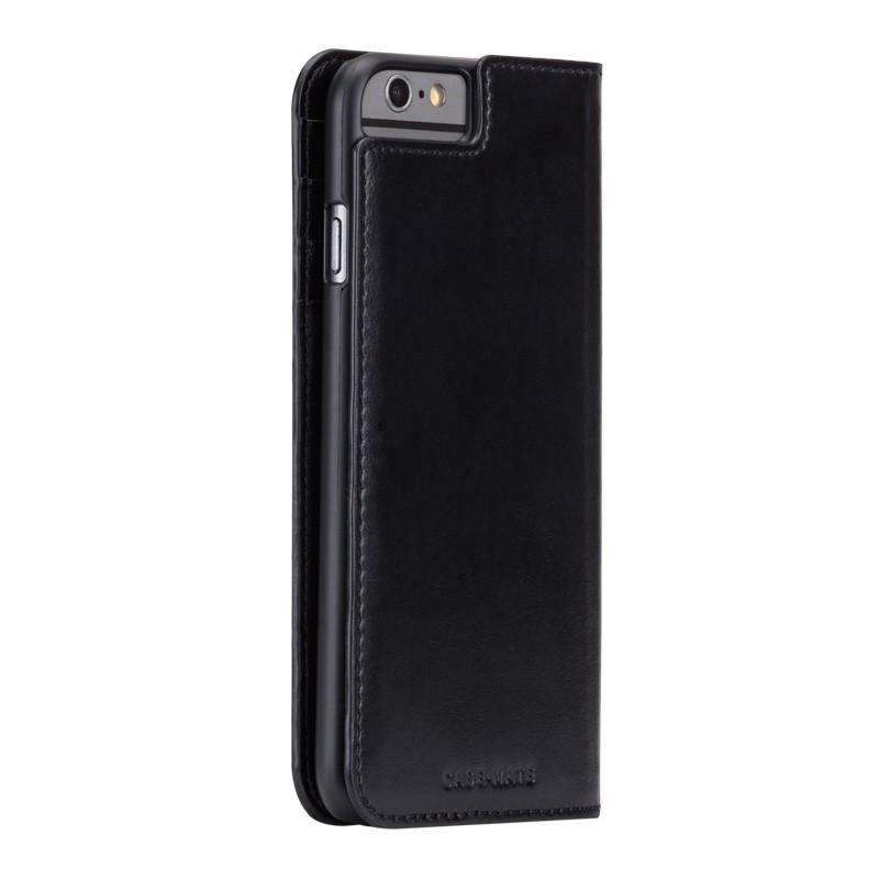 Case-Mate Wallet Folio iPhone 6 Black - 2
