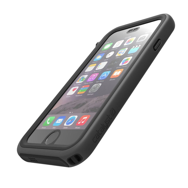 Catalyst WaterProof Case iPhone 6 Plus Black - 4