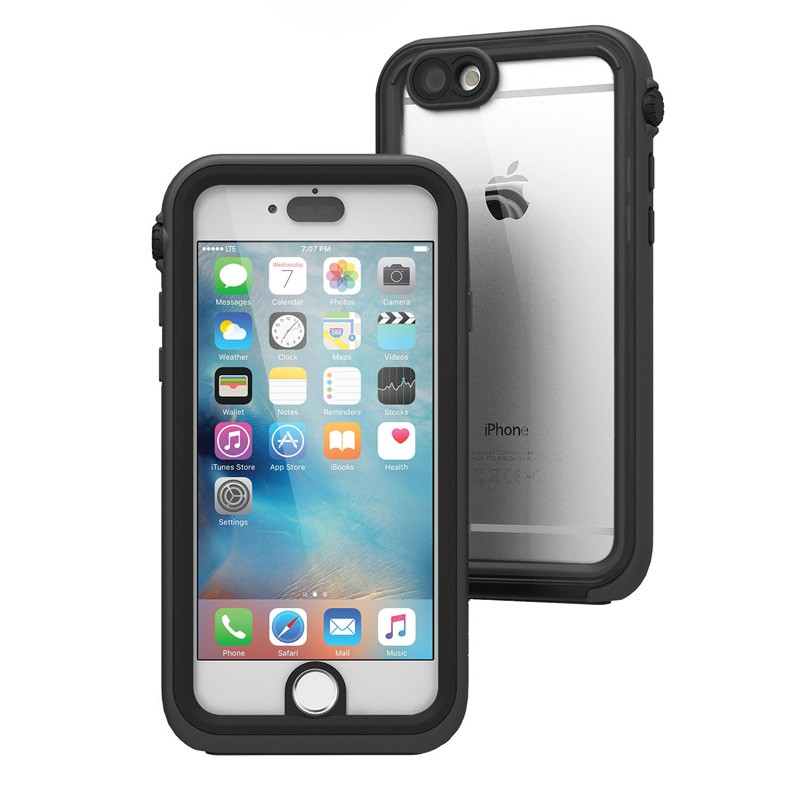 Catalyst Waterproof Case iPhone 6 / 6S Black - 2