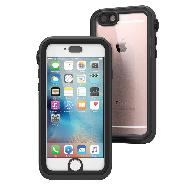 Catalyst Waterproof Case iPhone 6 / 6S Black - 4
