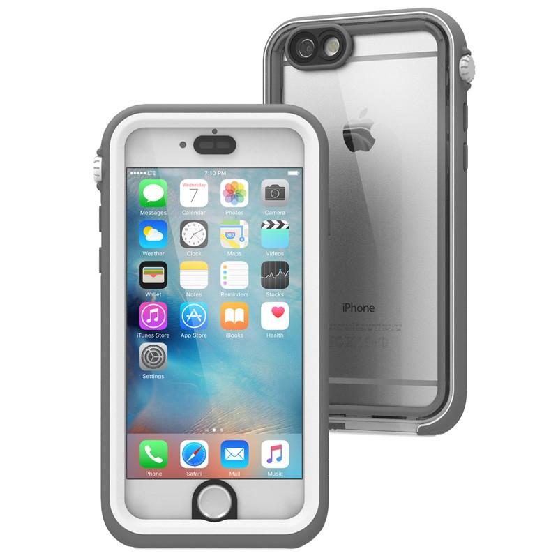 Catalyst Waterproof Case iPhone 6 / 6S White/Grey - 1