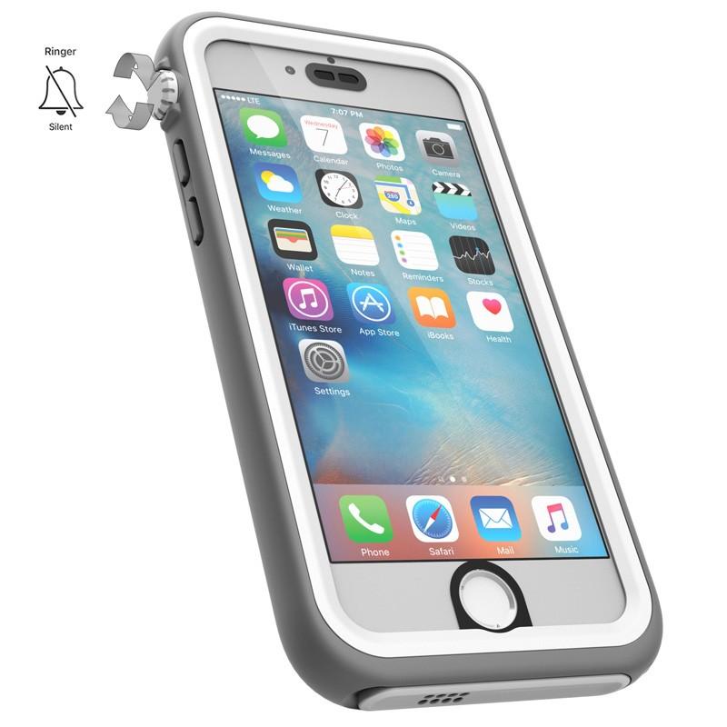 Catalyst Waterproof Case iPhone 6 / 6S White/Grey - 2