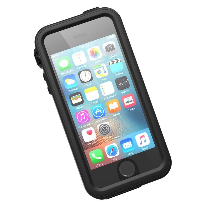 Catalyst Waterproof Case iPhone SE / 5S / 5 Black - 2