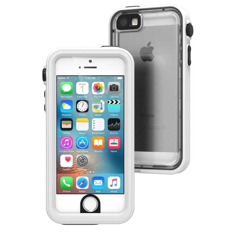 Catalyst Waterproof Case iPhone SE / 5S / 5 White - 1