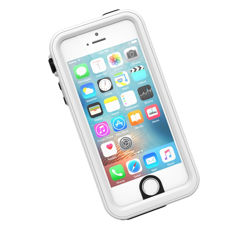 Catalyst Waterproof Case iPhone SE / 5S / 5 White - 2