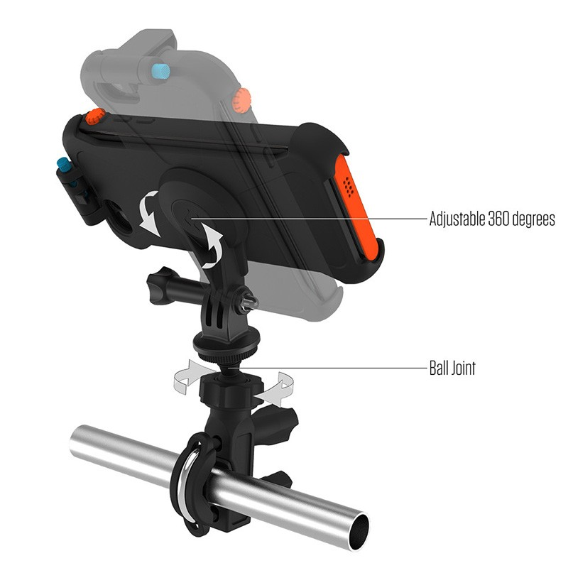 Catalyst Multi-Sport Mount iPhone 6 / 6S - 2