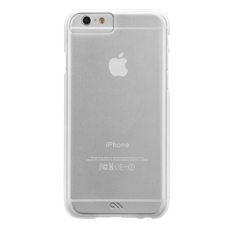 Case-Mate Barely There iPhone 6 Clear - 1