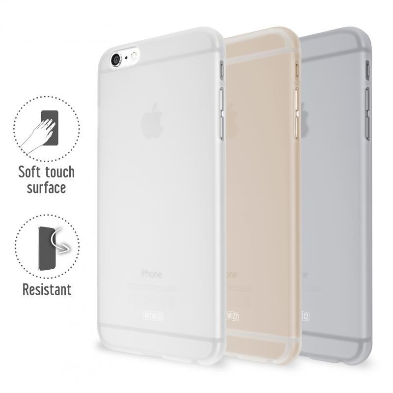 Artwizz Rubber Clip iPhone 6 Plus Clear - 3