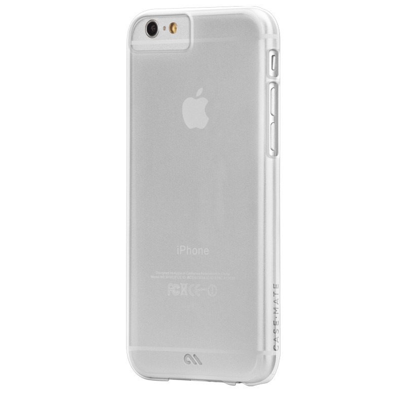 Case-Mate Barely There iPhone 6 Clear - 5