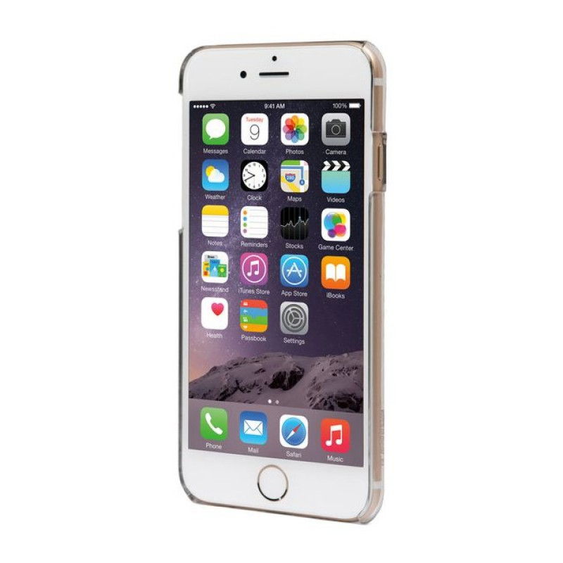 Incase Quick Snap Case iPhone 6 Clear - 5