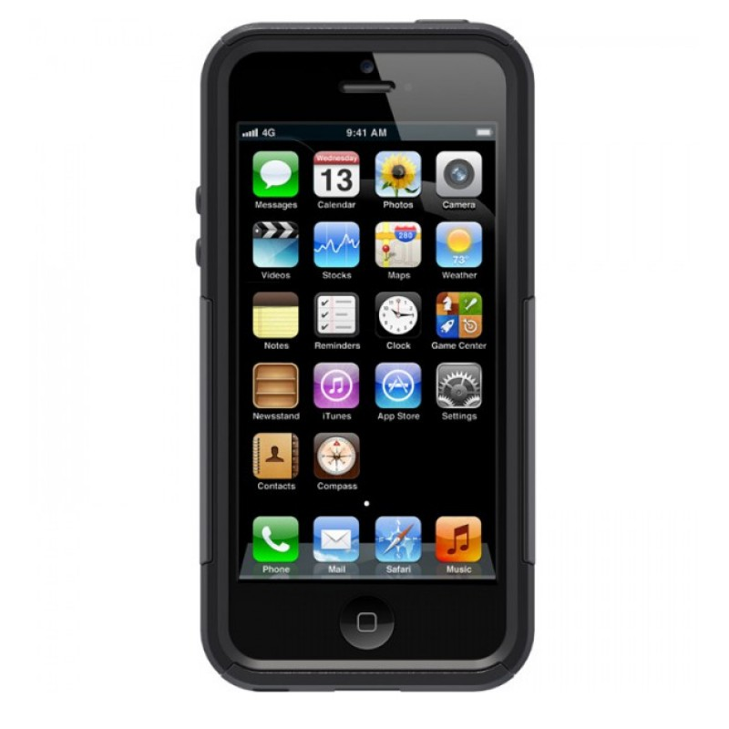 OtterBox Commuter iPhone 5/5S Black - 2