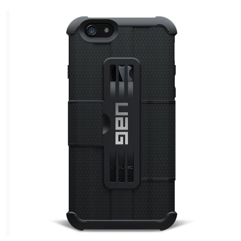 UAG Composite Folio iPhone 6/6S Scout Black  - 2