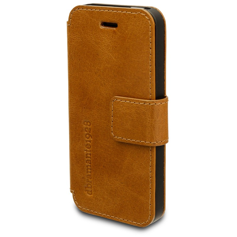 DBramante Copenhagen iPhone SE/5S/5 Tan Brown - 1