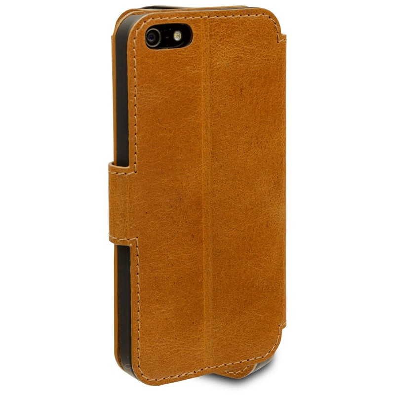 DBramante Copenhagen iPhone SE/5S/5 Tan Brown - 2