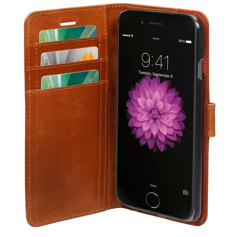 DBramante Copenhagen iPhone 6 Plus / 6S Plus Tan Brown - 2