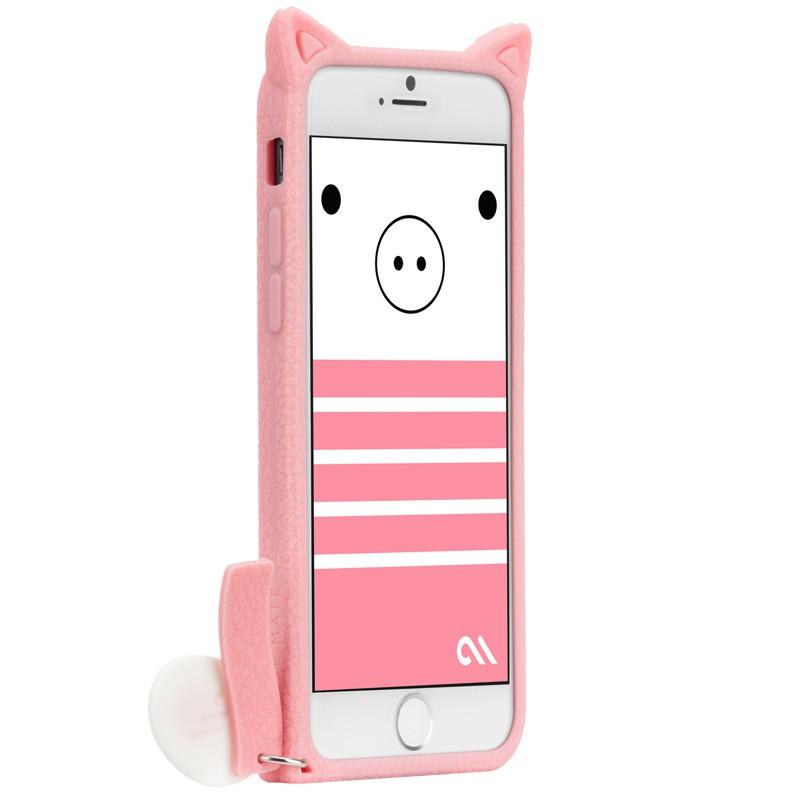 Case-Mate Creatures iPhone 6 Piggy - 4