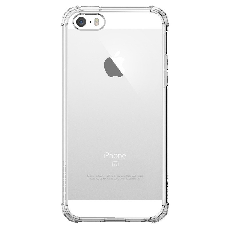 Spigen Crystal Shell iPhone SE / 5S / 5 Clear - 1