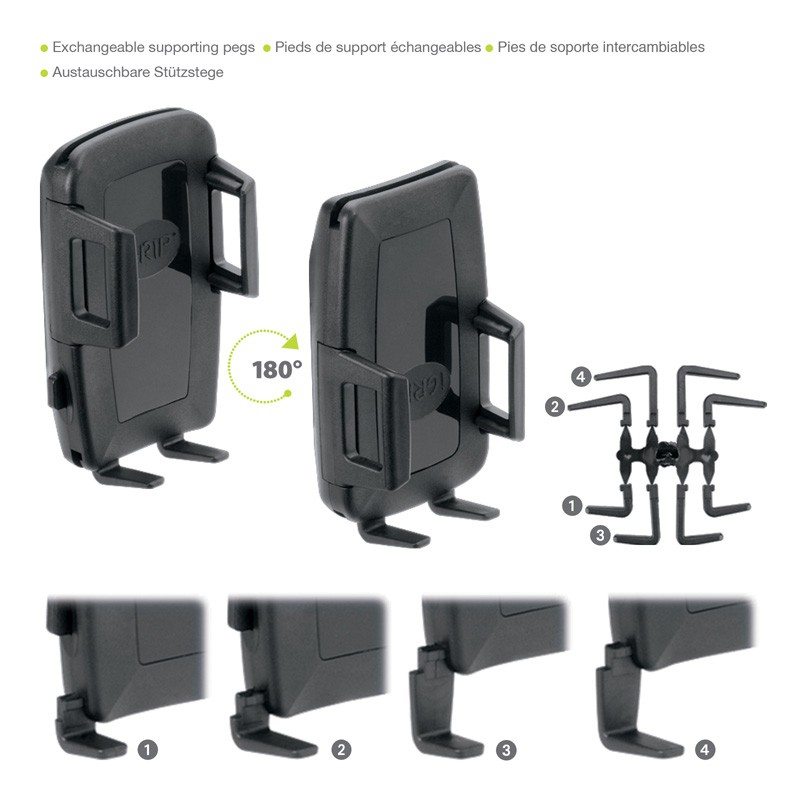 iGrip Dash Mount Kit Universele Autohouder - 6