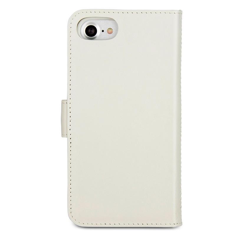 DBramante1928 - Copenhagen 2 Leather Folio iPhone 7 White 04