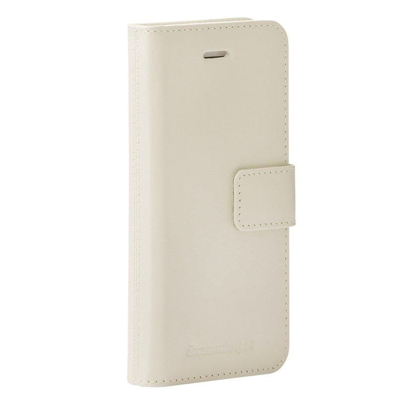DBramante1928 - Copenhagen 2 Leather Folio iPhone 7 White 02