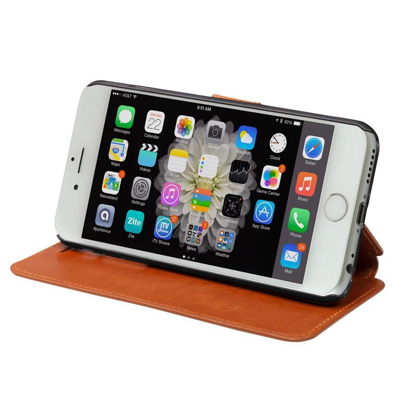 DBramante Frederiksberg iPhone 6 / 6S Tan Brown - 2