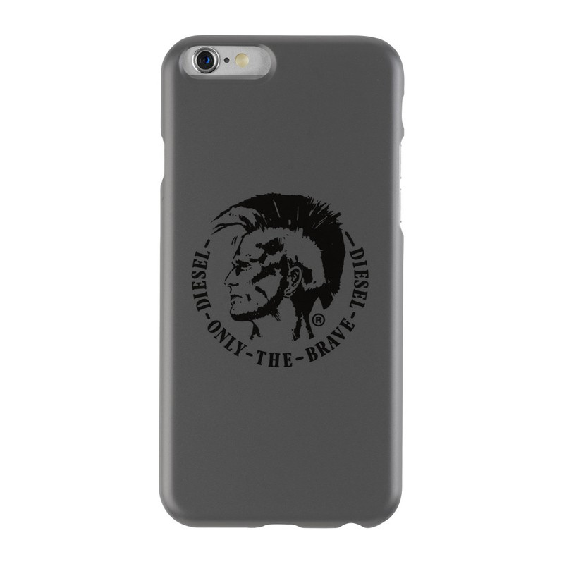 Diesel Pluton Case Mohican iPhone 6 Grey - 1