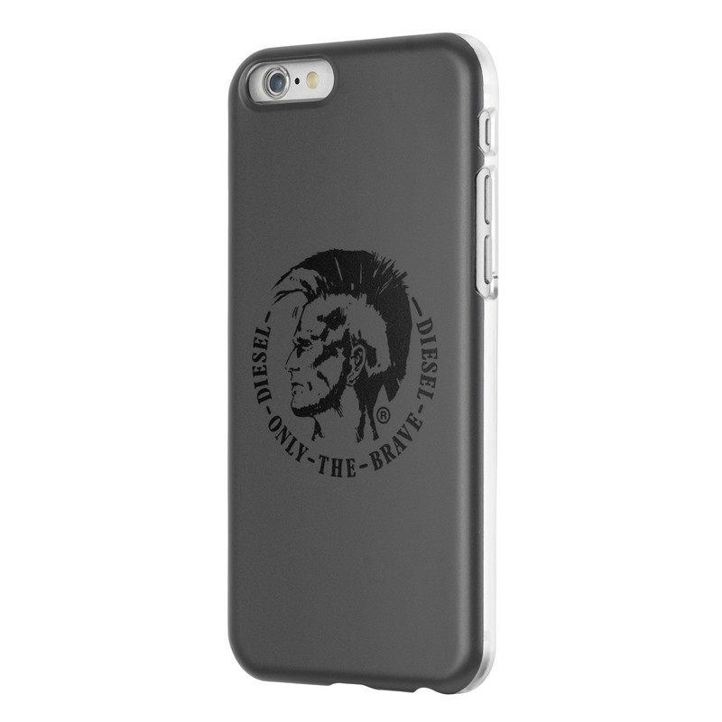 Diesel Pluton Case Mohican iPhone 6 Grey - 2