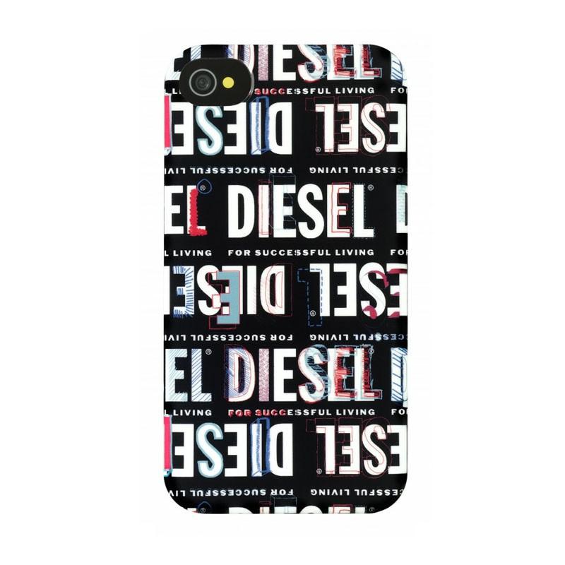 Diesel Snap Case iPhone 4(S) Diesel Allover - 1