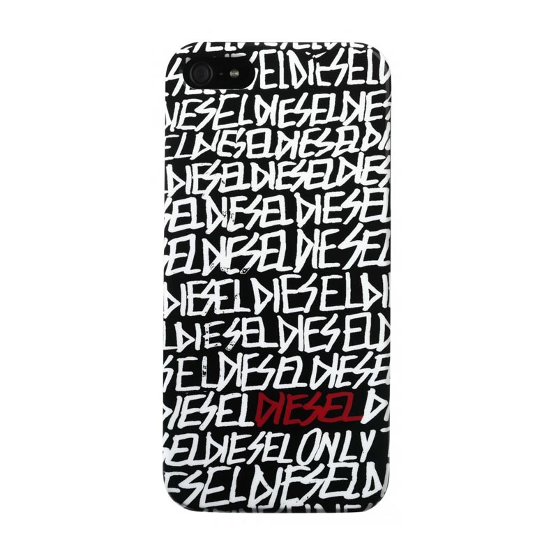 Diesel Snap Case iPhone 5 Text - 1