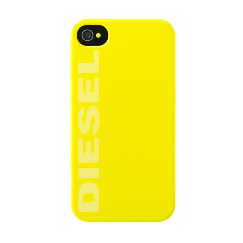 Diesel Snap Case Logo iPhone 4(S) Yellow - 1