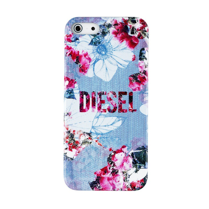 Diesel Snap Case iPhone 5/5S Flowers - 1